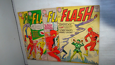 The Flash 134 135 136 138