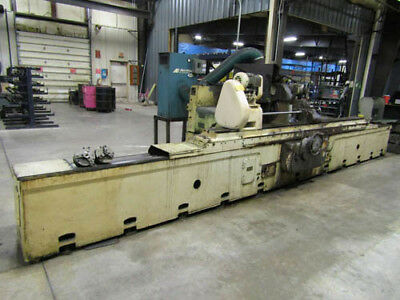 """10"""" Swing x 120"""" Centers Landis Cylindrical OD Grinding Machine"""