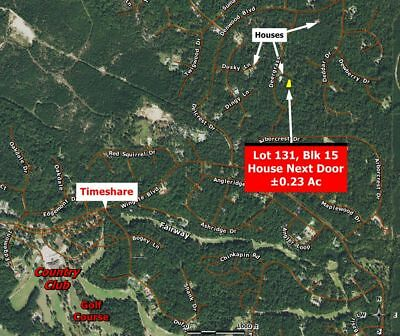 Lot #131, county value $2500 Nearby Golf Course! All Utilities with NO RESERVE!
