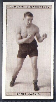 Ogdens-Pugilists In Action-#21- Boxing - Ernie Jarvis