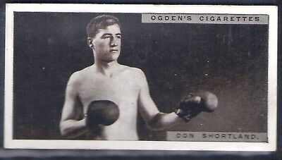 Ogdens-Pugilists In Action-#39- Boxing - Don Shortland
