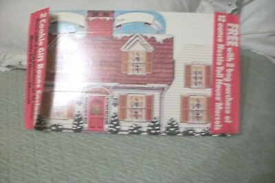 "Advertising Box ""Nestle Toll House Cookies)  1982    Two Boxes   VINTAGE"