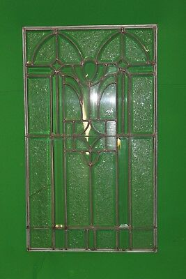 Antique Stain Glass Clear