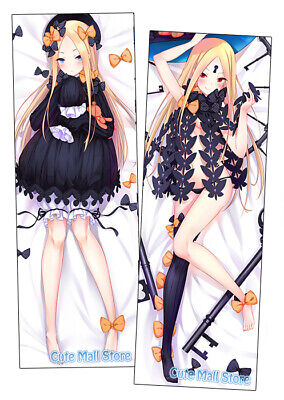 New Anime Dakimakura FGO Abigail Williams Japanese Hugging Pillow Cover H3705A