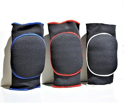 TUFFERS Knee Pads WITH EVA PADDING Protector Brace Support MMA Guard Training