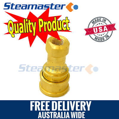 Carpet Cleaning Supplies Brass Quick Coupling 1/4F carpet cleaning HOSE WAND