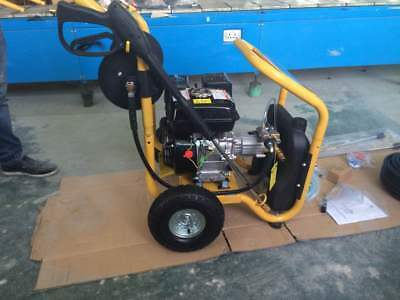 Jet 777 High Pressure Petrol Water Washer Cleaner 8HP Suction 4800 PSI Max