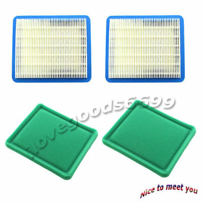Air Filter For Briggs Stratton 491588S 399959 494245 4140 5043B H 5043K 119-1909