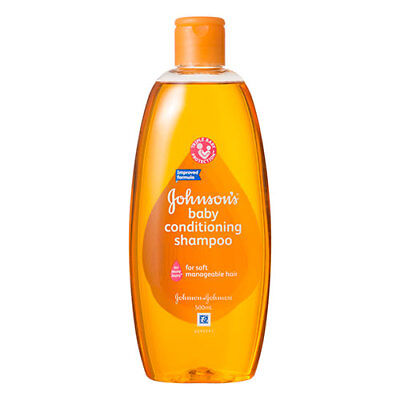 NEW Johnson's Baby Shampoo And Conditioner Gentle Mild Soap Free 500ml