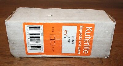 Pegler Yorkshire DZR Kuterlite K4426 double check valve 1.1/4""