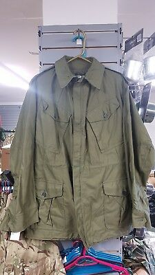 Size 5 Genuine Vintage British Army 1960's Pattern Combat Smock - Rare