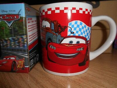 Kinderbecher - CARS  - Tasse - Porzellan - NEU OVP