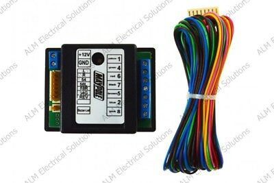 LED Compatible 7 Way Towing Bypass Relay With Buzzer 12V 15A Maypole Tow MP389B