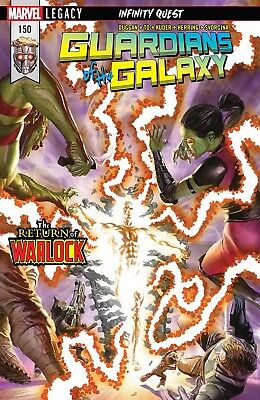 Guardians of the Galaxy #150 DIGITAL CODE ONLY - Marvel Comics -Marvel Legacy