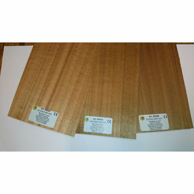 Walnut Wood Sheet approx 1000mm in length Choice of Sizes