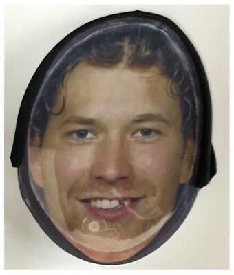 Claude Giroux Philadelphia Flyers NHL Ice Hockey Digital Print Hooded Mask
