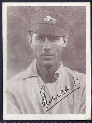 Utc (South Africa)-S. A. Cricket Touring Team (Autographed)- Vincent
