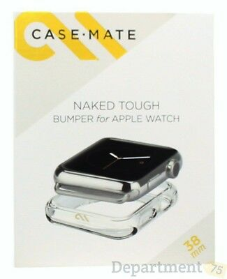 Case Mate Naked Tough Bumper For Apple Watch 38mm