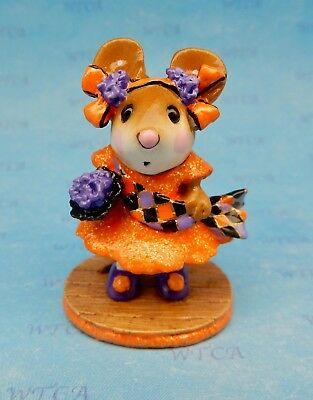 MISS LIBERTY by Wee Forest Folk, WFF# M-307, Halloween, Mouse Expo Fright Night