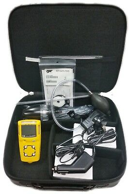 Honeywell 4 Gas Detector - Microclipxt With Pump