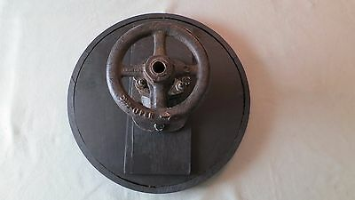 Steampunk or Man Cave Industrial Wall Hanging