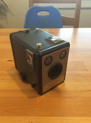 Vintage Kodak Brownie Model I Camera; Collectable; Old Camera