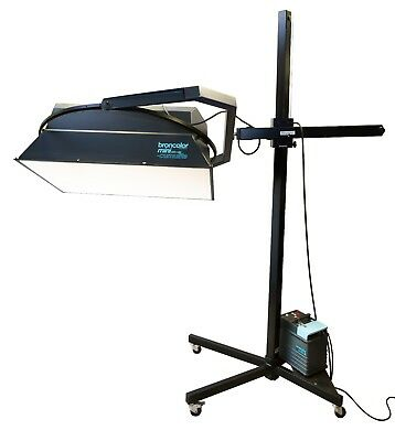 Broncolor Mini Cumulite with stand, Pulso 4 head and power pack