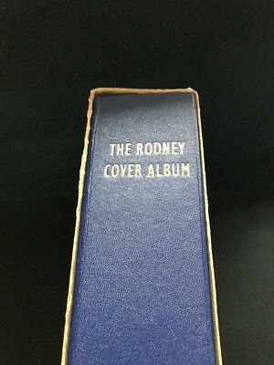 The Rodney Cover Album Complete With 94 First Covers / Commemorative Etc.