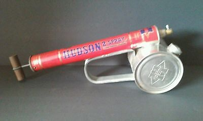 Vintage Hudson 2 spray tin