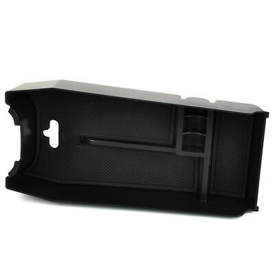 Fit Mercedes Benz W212 Center Console Armrest Storage Container Holder Tray Box