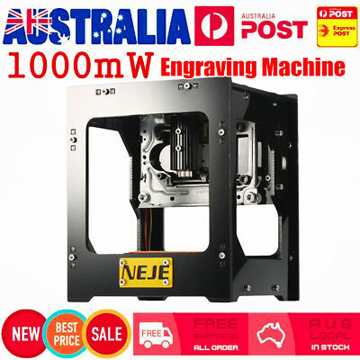 NEJE 1000mW Mini Laser Engraving Machine DIY Home Printer Of Equipment OZF