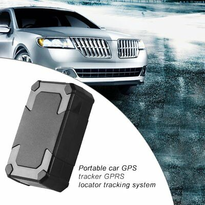 Vehicle Car Magnetic GPS Tracker GT018A Locator Tracking Monitoring Devicessw FU