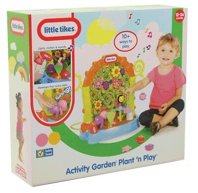 NEW Little Tikes Activity Garden Little Gardener from Mr Toys