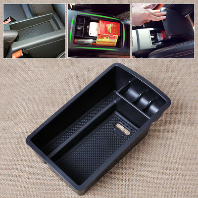 for 2013 14 2015 Audi A3 Center Armrest Storage Secondary Glove Box Tray Holder