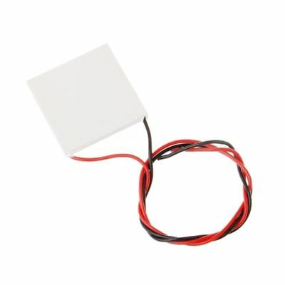 40x40mm High Temperature Thermoelectric Power Generator Peltier TEG Module Worth