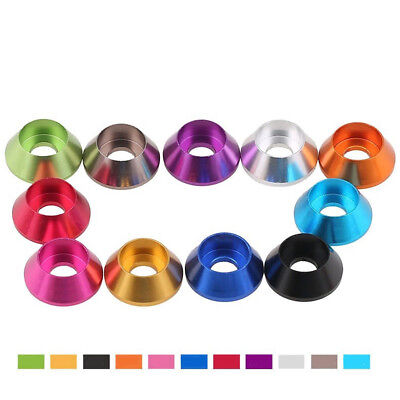 Colorful Aluminium Lord Spreading Washers Socket Cap Head Finishing Gasket M3/m4
