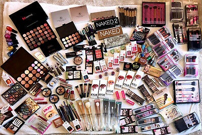 Make Up Bonanza Beauty Bundle-MAC/RT/NAKE/KYLIE/BOURJOIS/MORPHE/ANASTA- 15pc-uk