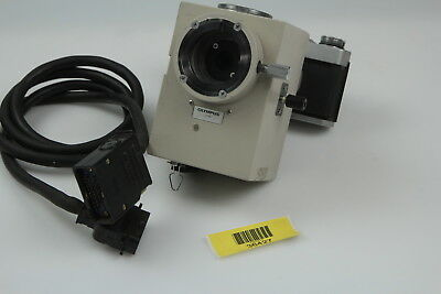 OLYMPUS PM-10AD Microscope Camera Adapter with C-35AD Camera