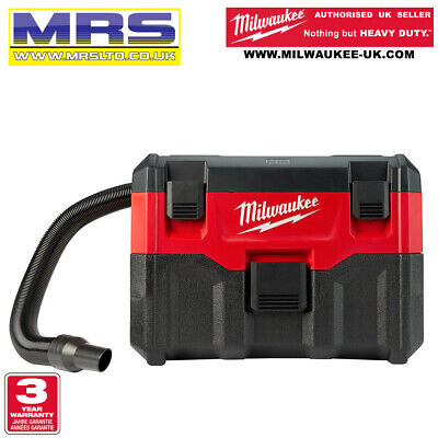 Milwaukee M18 Vc2 Wet/dry Vacuum Cleaner - Naked - 4933464029