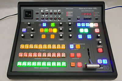 Control Panel for BlackMagic ATEM 1 or 2 M/E TVS  HD 4K Production Switcher