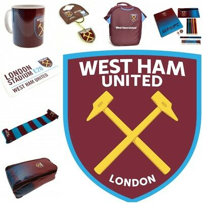 West Ham Souvenirs Official Club Merchandise - Souvenirs Present Football Gifts