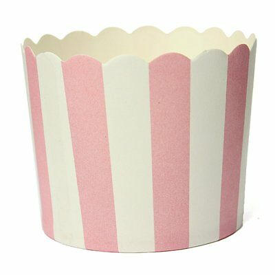 50X Cupcake Wrapper Paper Cake Case Baking Cups Liner Muffin Kitchen Baking F5H7