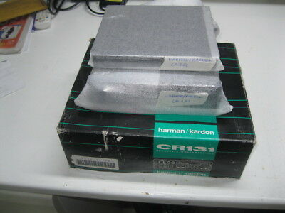 HARMAN/KARDON CR131, CR151 e CA212, 2 STEREO E 1 AMPLIFICATORE