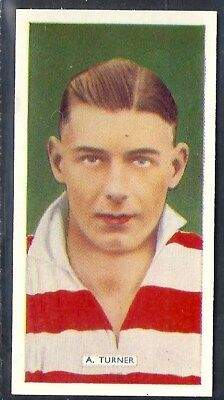 Carreras-Popular Football Ers-#27- Doncaster Rovers - Turner