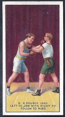 Carreras-The Science Of Boxing Series (Carreras Back)-#06- Quality Card!!!