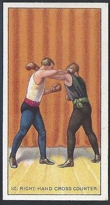Carreras-The Science Of Boxing Series (Carreras Back)-#12- Quality Card!!!
