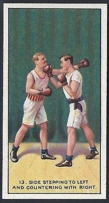 Carreras-The Science Of Boxing Series (Carreras Back)-#13- Quality Card!!!