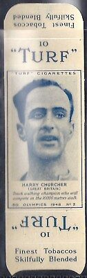 Carreras-Uncut Single Turf Slide-Olympics-#02- Walking - Harry Churcher