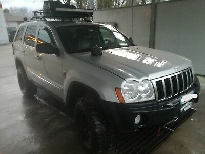jeep grand cherokee WH 3.0 crd limited  unico esemplare