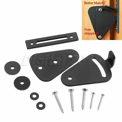 Steel Sliding Barn Door Lock Latch For Wooden Sliding Door Kitchen Dining Room